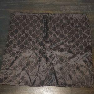Vintage Gucci dust bag